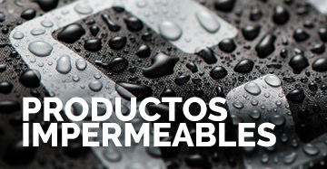 productos impermeables